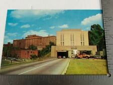 Vintage Postcard The Squirrel Hill Tunnel Pittsburgh Pennsylvania