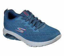 NEU SKECHERS Damen Sportschuhe GO WALK AIR - WINDCHILL Blau Sneakers Turnschuhe