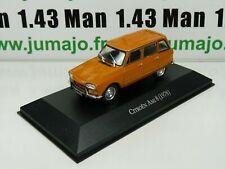 ARG26B 1/43 SALVAT Autos Inolvidables: Citroën AMI 8 (1978)