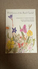 WILDFLOWERS OF THE BUSH CAPITAL field guide canberra nature park FRASER & MCJANN