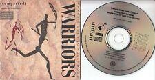 Frankie Goes To Hollywood  CD-SINGLE  WARRIORS  (c)   1986  CARDSLEEVE