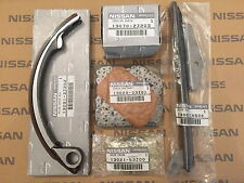 NISSAN S14 S14A S15 200SX SR20DET TIMING CHAIN SET WITH GENUINE PARTS