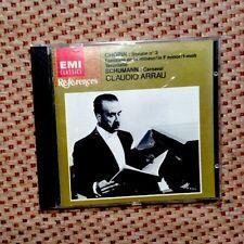 Chopin : Sonate N°3 Fantaisie en Fa Mineur et Schumann Carnaval - Claudio Arrau