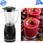 Smoothie Fruit 6 Speeds Blender with 48 Ounce Jar Stainless Steel Blades 360W
