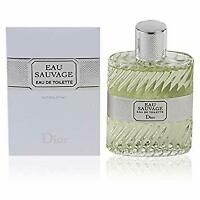 Christian Dior Eau Sauvage cologneEau de Toilette 3.4 oz 100 ml Spray for Men