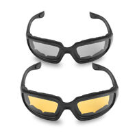 Motorcycle Windproof Glasses Cycling Goggles Protection Dustproof Eye Wear New