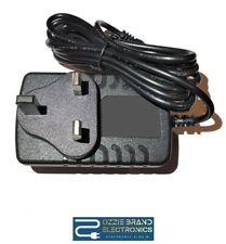UK MAINS AC DC 6V 2A 2000mA POWER SUPPLY ADAPTER CHARGER PLUG CABLE LEAD 3PIN