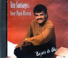 Bajate de Ahi CD Tito Santiago y Jose Papo Rivera Salsa Musica Cristiana NEW