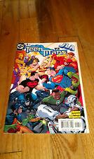 Teen Titans 6 Vs The Jla Justice League Of America Geoff Johns Mike McKone comic