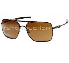 Oakley OO 4061-08 DEVIATION Brown Camo Dark Bronze Mens Sunglasses