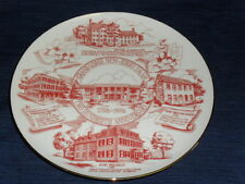 """10.5"""" Grand Lodge F. & A.M. New Jersey 200th Anniversary Collector's Plate"""