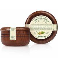 Mondial Luxury Italian Shaving Cream Green Tobacco 140ml