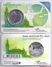 "NEDERLAND 5 EURO  2013: ""HET VREDESPALEIS VIJFJE"" IN COINCARD"