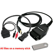 Motorcycle Obd2 Diagnostic tool Service kit fits Ducati & Jpdiag