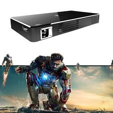 Mini 1080P LED DLP Projector 3D Home Theater HDMI/USB/WIFI/BT4.0/Android4.4 Q7L1