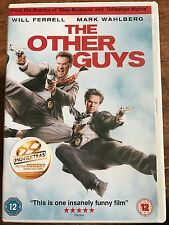 Will Ferrell Mark Wahlberg THE OTHER GUYS ~ 2010 Action Comedy UK DVD
