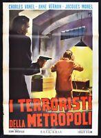 M218 Manifesto 2F I Terroristen Der Metropole Charles Vanel Anne Virnon