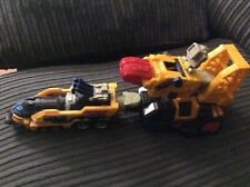 Vehículo De Construcción limitados Omega Supreme Energon sólo eliminar