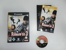 RAINBOW SIX 3 - GAMECUBE