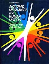 Anatomy, Mechanics, and Human Motion (2nd Edition)-ExLibrary