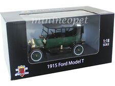 MOTORCITY CLASSICS 88132 1915 FORD MODEL T ROADSTER SOFT TOP 1/18 DIECAST GREEN