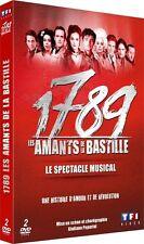 DVD *** 1789 LES AMANTS DE LA BASTILLE *** ( neuf sous blister )
