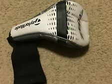 Taylormade Golf Rbz Rocketballz Driver Headcover - White Black Head Cover No Rip