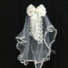 Flower Girl Ball Gown Dress Wedding Princess Bridesmaid Party Prom Birthday Kids