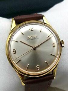 Doxa - Swiss made - Men Watch- 1970's