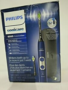 Philips Sonicare 6500 ProtectiveClean Electric Toothbrush Blue HX685E