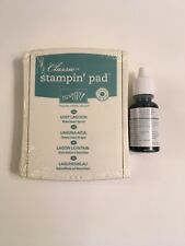 Stampin Up! Lost Lagoon Ink Pad and Refiller *RETIRED*