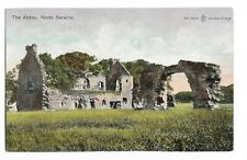 Postcard. THE ABBEY, NORTH BERWICK. East Lothian. Reliable Series.