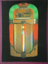 POSTCARD MUSIC ROCK-OLA 1428 JUKEBOX