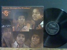 JACKSON FIVE  Lookin' Through The Windows  LP  Original pressing  Lovely copy !!