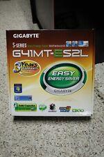 New in Box GigaByte G41MT-ES2L Intel Socket LGA 775 microATX