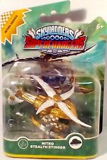 SKYLANDERS SUPERCHARGERS  NITRO STEALTH STINGER Brand new