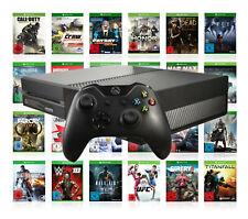EJS Microsoft Xbox One 500GB inkl 2 tollen Spielen zur Auswahl u. Gewährleistung