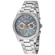 Fossil Perfect Boyfriend Gray Mother of Pearl Dial Ladies Watch ES3880 8ac6a7e8ad