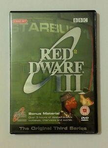 Red Dwarf Series 3 DVD - 2-Disc Set