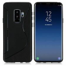 Wave S-Line Soft TPU Silicone Gel Skin Case Back Cover For Samsung Galaxy S9 New