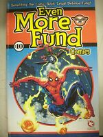 Even More Fund Comics All Star Benefit CBLDF Sky Dog 2004 Paperback FREE SHIP