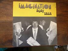 imagination - body talk - disque black Sun  BS 3 - 1981