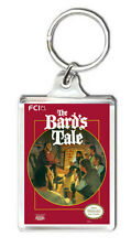 THE BARD'S TALE NES KEYRING LLAVERO