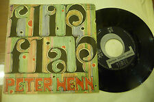 "PETER HENN"" FLIP FLAP-disco 45 giri DURIUM  It 1973 """