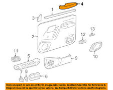 GM OEM-Arm Rest Left 15961795