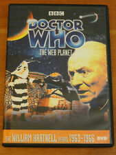Doctor Who The Web Planet Story No. 13 Dvd 2019 William Hartnell R1