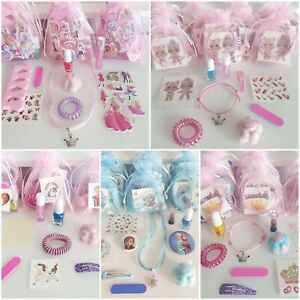 Girls Pre Filled Pamper Party Gift Bags Birthday Sleepover Nails See Options