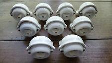 sehr alter Schalter aus Porzellan - sehr guter unbenutzter Zustand - Ein/Aus