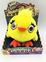 """TOY STORY 4 SIGNATURE COLLECTION DUCKY 9"""" Plush Disney PIXAR Thinkway/Christmas"""