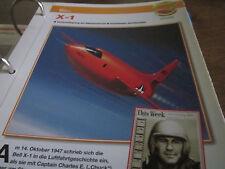 Faszination 1: 2 Bell X-1 Versuchsflugzeug